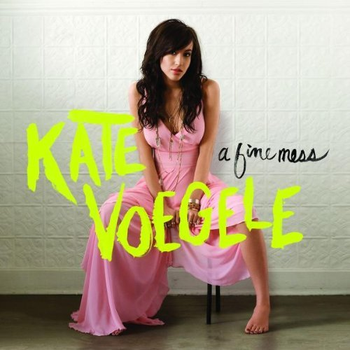 Kate Voegele Fine Mess