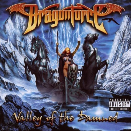 Dragonforce Valley Of The Damned Incl. DVD