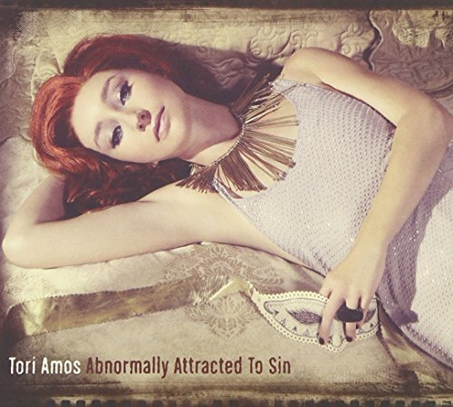 Tori Amos Abnormally Attracted To Sin Deluxe Ed. Incl. Bonus DVD