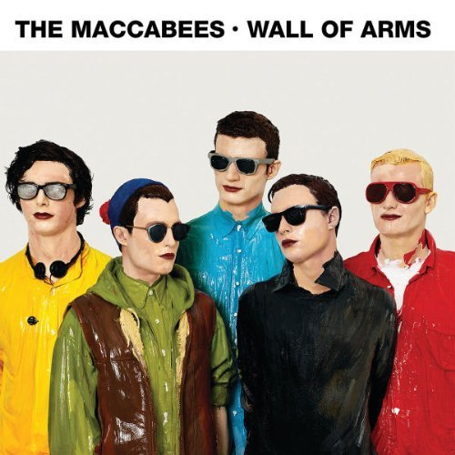 The Maccabees Wall Of Arms Import Eu