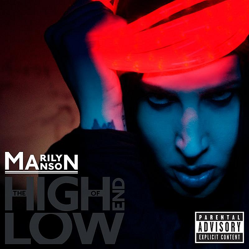 Marilyn Manson High End Of Low Import Eu Incl. Bonus Track