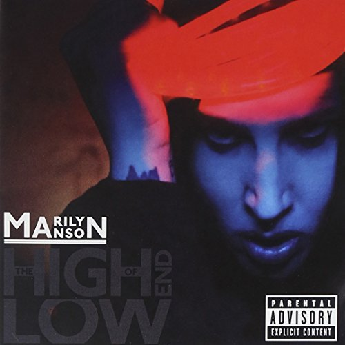 Marilyn Manson High End Of Low Explicit Version 2 CD