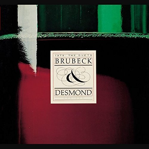 Dave & Paul Desmond Brubeck 1975 The Duets