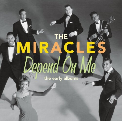 Miracles Depend On Me The Early Albums 2 CD