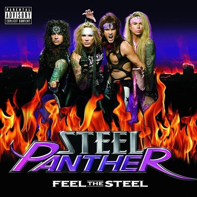 Steel Panther Feel The Steel Import Gbr