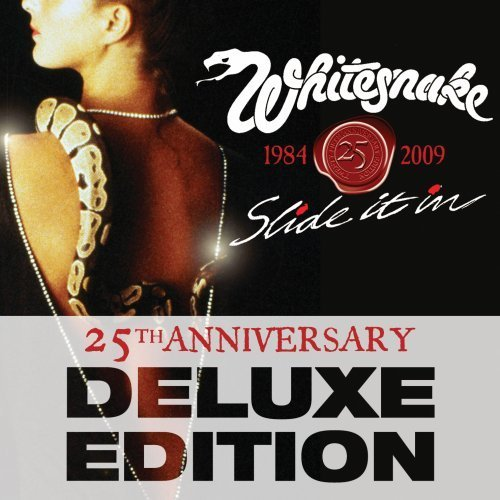 Whitesnake Slide It In (25th Anniversary Deluxe Ed. Incl. Bonus DVD
