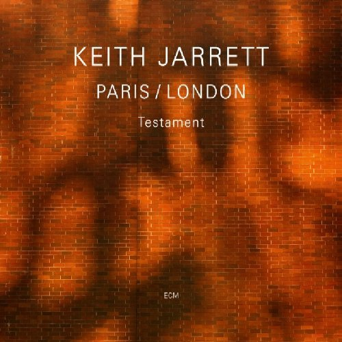 Keith Jarrett Paris London (testament) 3 CD