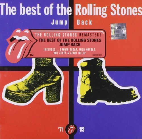 Rolling Stones Jump Back Best Of The Rolling