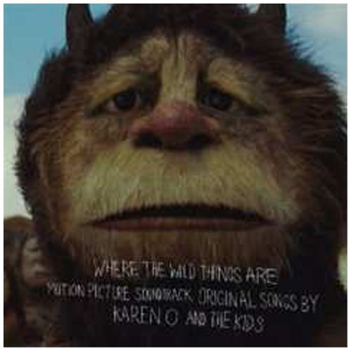 Where The Wild Things Are Soundtrack Music By Karen O & The Kids