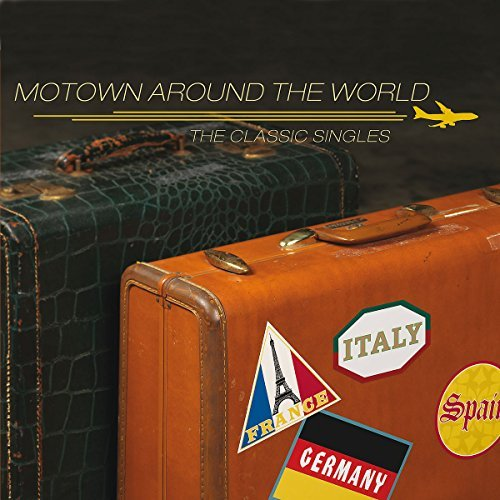 Motown Around The World Class Motown Around The World Class 2 CD