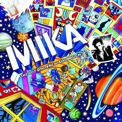 Mika Boy Who Knew Too Much Import Eu