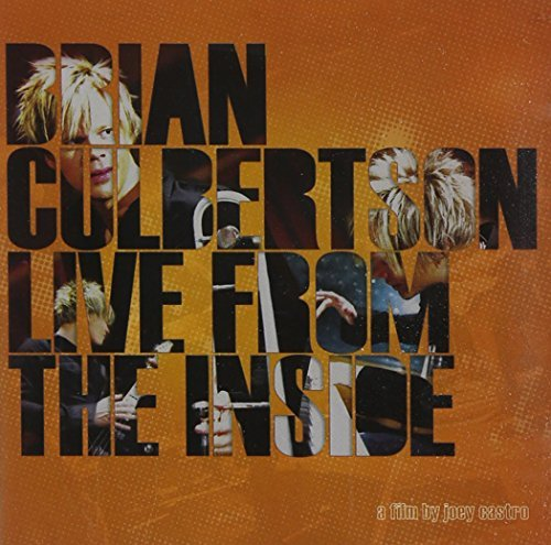 Brian Culbertson Live From The Inside Incl. Bonus DVD
