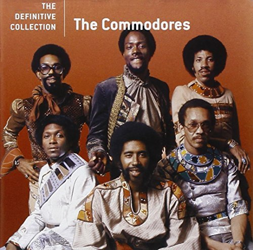 Commodores Definitive Collection
