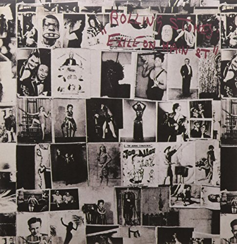 Rolling Stones Exile On Main Street 2 Lp