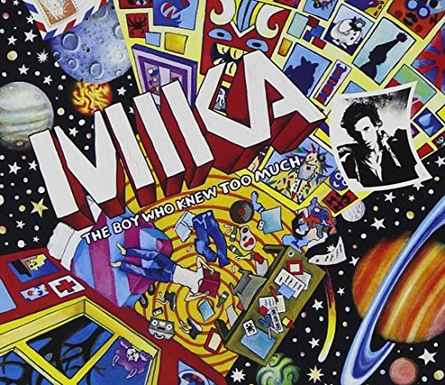 Mika Boy Who Knew Too Much Deluxe Ed. Incl. Bonus DVD