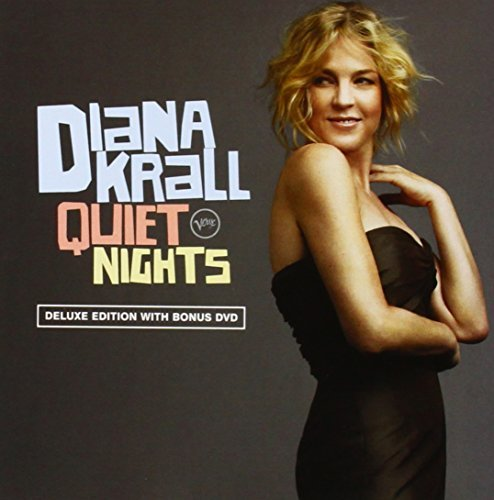 Diana Krall Quiet Nights Deluxe Ed. Incl. Bonus DVD