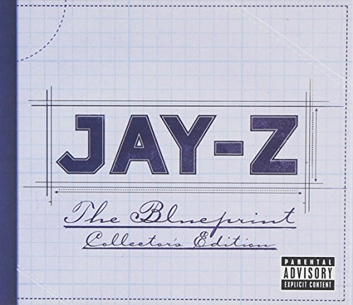 Jay Z Blueprint Collector's Edition Explicit Version 3 CD