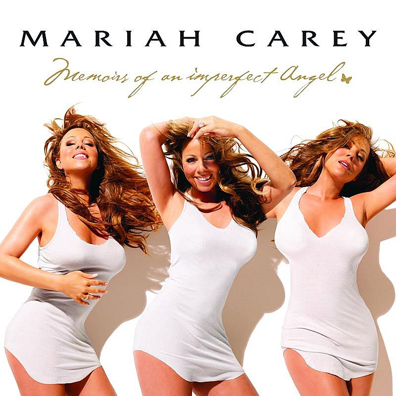 Mariah Carey Memoirs Of An Imperfect Angel Import Gbr Softpack Pressing.