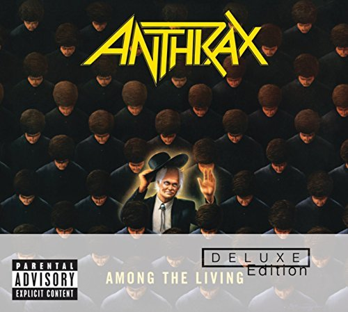 Anthrax Among The Living Explicit Version Incl. Bonus DVD