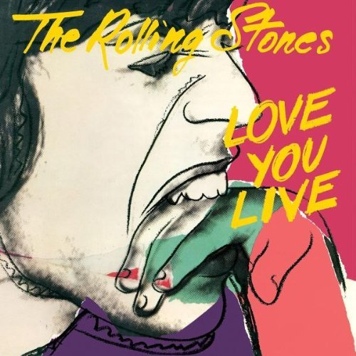 Rolling Stones Love You Live Remastered 2 CD