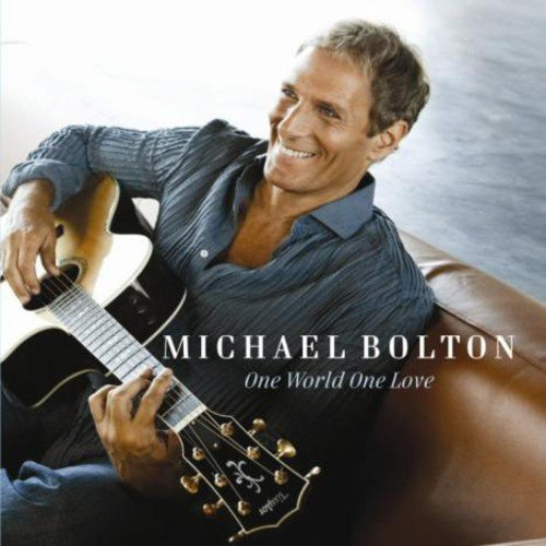 Michael Bolton One World One Love Import Eu