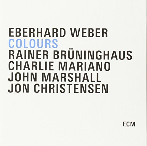 Eberhard Weber Colours 3 CD