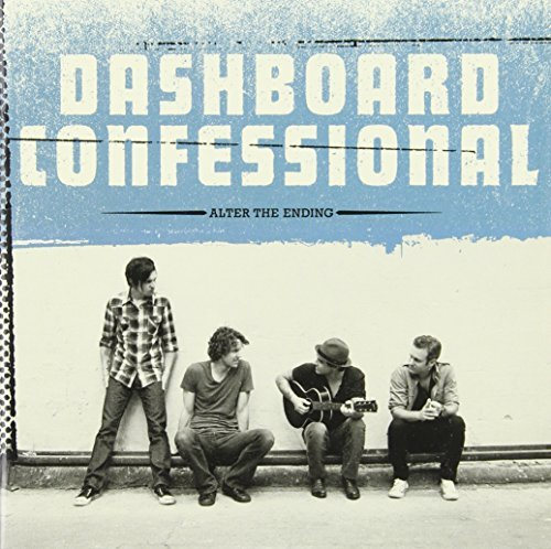 Dashboard Confessional Alter The Ending Deluxe Ed. 2 CD