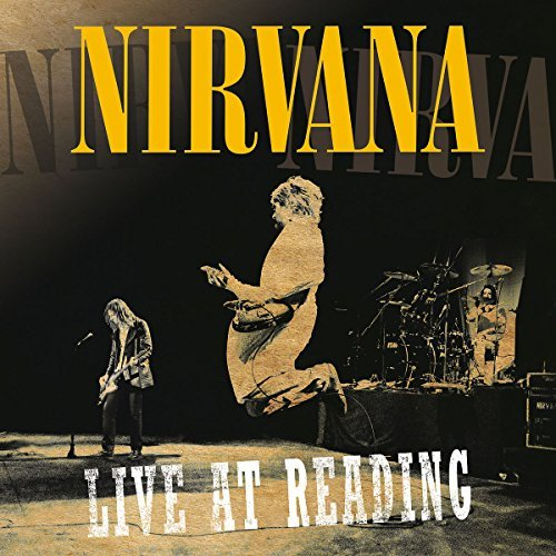 Nirvana Live At Reading Live At Reading