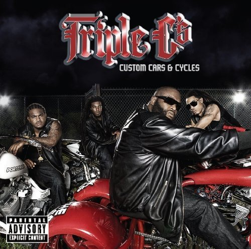 Triple C's Custom Cars & Cycles Explicit Version 2 Lp