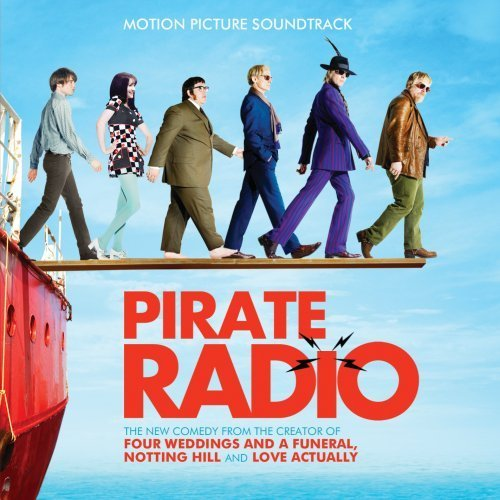 Pirate Radio Soundtrack 2 CD
