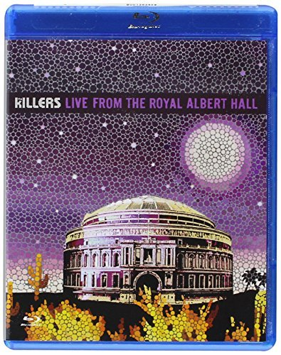 Killers Live From The Royal Albert Hal Blu Ray