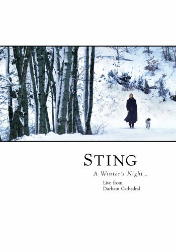 Sting Winter's Night...Live From Dur 2 DVD