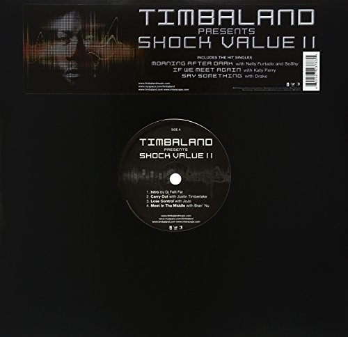 Timbaland Shock Value 2 Explicit Version 2 Lp