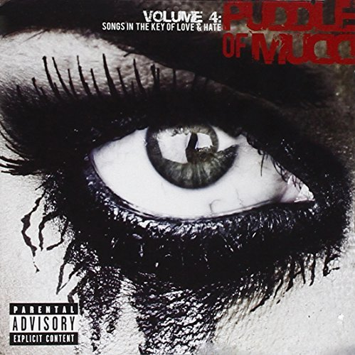 Puddle Of Mudd Vol. 4 Songs In The Key Of Lov Explicit Version Deluxe Ed. 2 CD