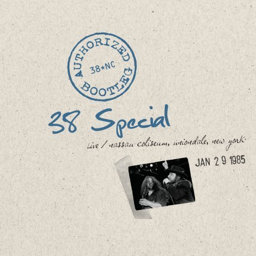 38 Special Authorized Bootleg Nassau Coli