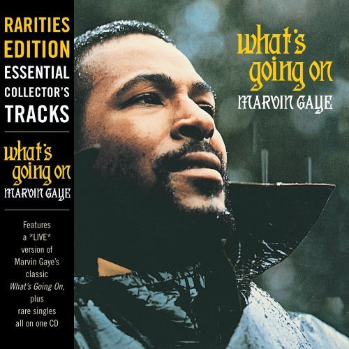 Marvin Gaye What's Going On (rarities Edit Rarities Ed.