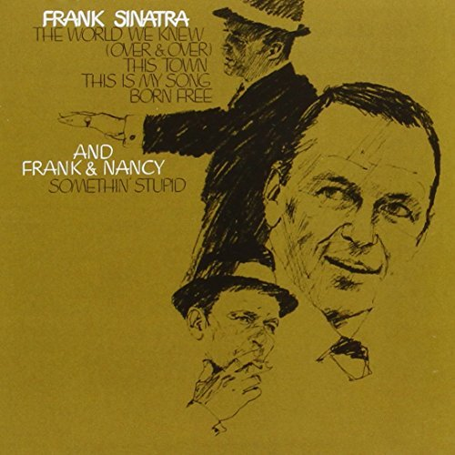 Frank Sinatra World We Knew Import Eu