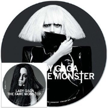 Lady Gaga Fame Monster Picture Disc