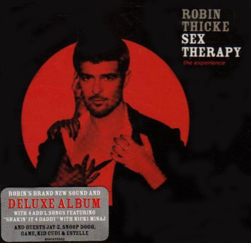 Robin Thicke Sex Therapy The Experience Clean Version Deluxe Ed.
