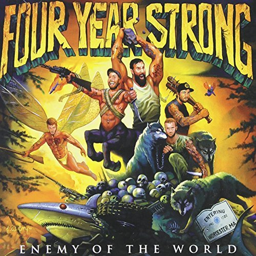 Four Year Strong Enemy Of The World