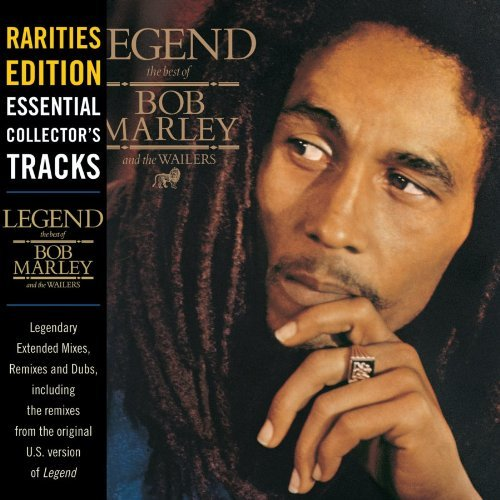 Bob Marley & The Wailers Legend (rarities Edition) Rarities Ed.