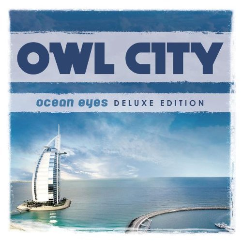Owl City Ocean Eyes Deluxe Ed. 2 CD