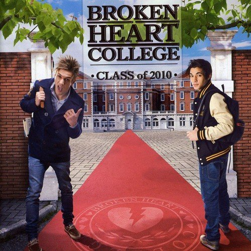 Broken Heart College Class Of 2010 Import Ita