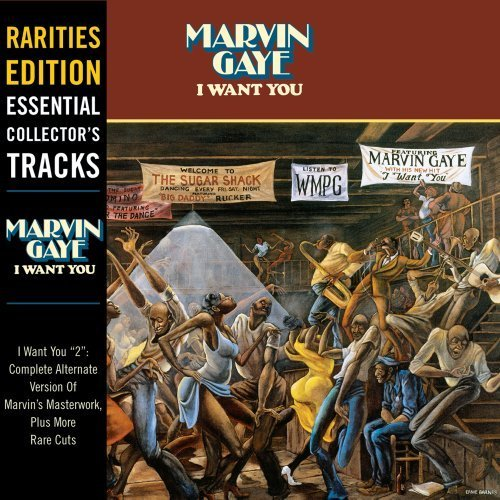 Marvin Gaye I Want You [rarities Edition]