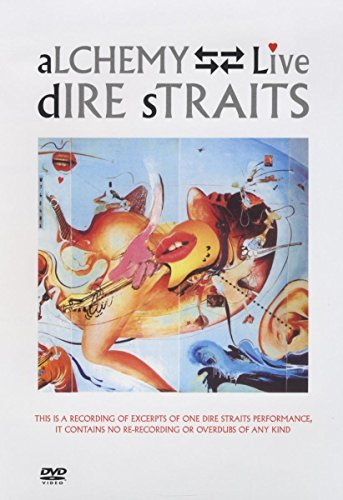 Dire Straits Alchemy Live 20th Anniversary