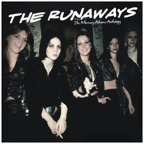 Runaways Mercury Albums Anthology 2 CD