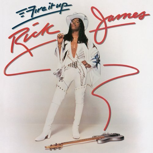 Rick James Fire It Up