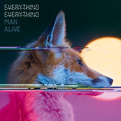 Everything Everything Man Alive Import Gbr