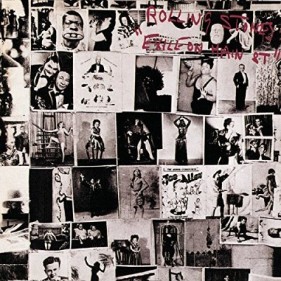 Rolling Stones Exile On Main Street Explicit Super Deluxe Ed. 2 CD DVD 2 Lp