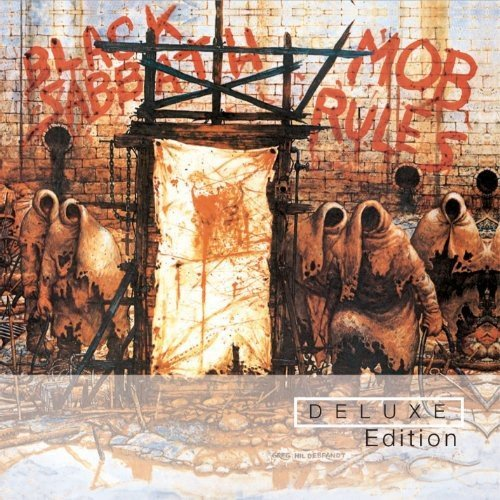 Black Sabbath Mob Rules Deluxe Edition (2cd Import Gbr